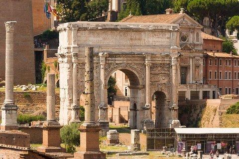 rome afbeeldingen trastevere
